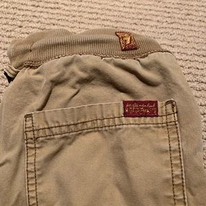 7 For All Mankind Bottoms - Boys cargo shorts